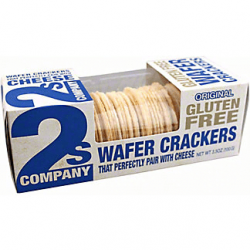 2S Company Gluten Free Wafer Cracker