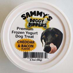 Doggy Dipper – Cheddar & Bacon