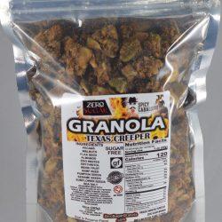 Zero Sugar Granola – Texas Creeper